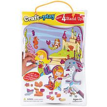 """Craft-n-Play Activity Kit - Mermaids - Crafty Productions - Toys """"R"""" Us"""