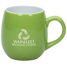 Drink in all of the new promotional potential that this mug has to offer!