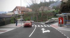 Este proyecto consistió en la realización de una infografía con fotocomposición de la humanización de un tramo de la Carretera do Porto en la Parroquia de Beade en el Municipio de Vigo en Pontevedra.