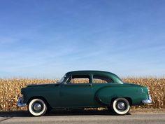 1953 Chevrolet 150 2-Door Sedan Chevrolet Sedan, Chevy, Classic Car Garage, Classic Cars, 50s Cars, Sedans, Vintage Cars, Dream Cars, Automobile