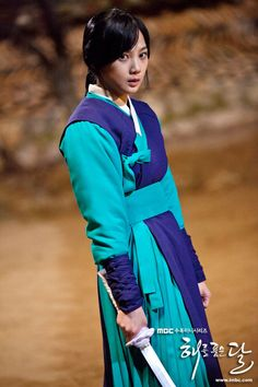 The Moon Embracing The Sun <3 Seol ~Yoon Seung-Ah~ <3