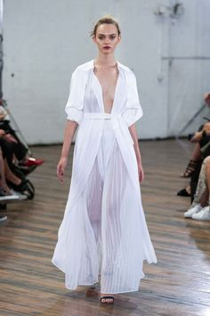 Michael Lo Sordo ready-to-wear spring/summer '15/'16 - Vogue Australia | Harper & Harley