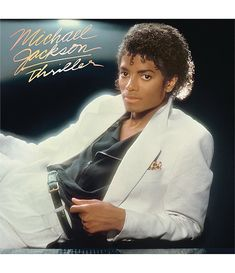 Purchase this original 1982 vinyl pressing of Thriller, the sixth album from Michael Jackson and one of the greatest selling albums of all-time. Browse our selection of other funk / soul albums on vinyl at Voluptuous Vinyl Records! Michael Jackson Vinyl, Michael Jackson Thriller, Janet Jackson, Michael Jackson Album Covers, Young Michael Jackson, Thriller Jackson, Rihanna, Beyonce, Songs