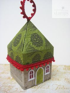 Freebie - Fairy House box