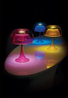 Лампа Aurelia — загадочная, как медуза