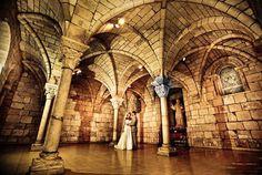 Casamento em Miami no Mosteiro Espanhol. Dicas de onde casar em Miami. Clique na foto para saber mais ou acesse www.acamminare.com