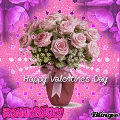 When Is Valentines Day, Valentine Day Week List, Happy Valentines Day Wishes, Teddy Day, Red Vases, Golden Flower, Valentine's Day Quotes, Image Hd, Pink Roses
