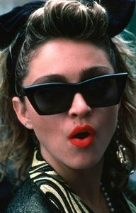 Loving the 80's and the ever inspiring Madonna right now.