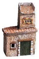 Village House - Large - w/ Pigeon House - Grand Modele (pigeonnier) - Size #2 / Elite