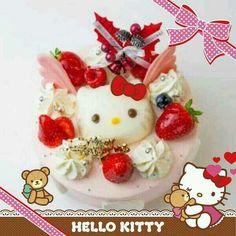 女の子のハートをくすぐるキティちゃんのかわいいケーキだよ♡  キティちゃん好きなお友達にプレゼントしたら、きっと大喜びだね!  Check out this cute Hello Kitty cake!  Buy this cake for your next party and eat it with all of your friends♡  Photo taken by yvonnelyk on WhatIfCamera Join WhatIfCamera now :)   For iOS:   https://itunes.apple.com/app/nakayoshimoshimokamera/id529446620?mt=8   For Android :   https://play.google.com/store/apps/details?id=jp.co.aitia.whatifcamera    Follow me on Twitter :)   https://twitter.com/WhatIfCamera    Follow me on…