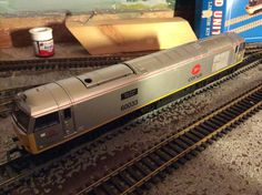 60 033 in Corus livery by Lima £15.00, good runner Acquired 13/06/15 Medway
