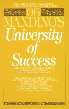 Og Mandino's University of Success (NOOK Book)
