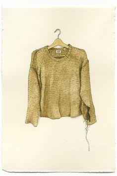 Epherma Friends, Garment Illustration