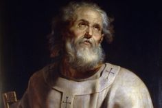 """On the """"Rite of Saint Peter""""--The Glorious Roman Rite (most beautiful thing this side of heaven) St Mark The Evangelist, Pope Of Rome, Trimming Your Beard, Maria Goretti, Age Of Empires, Early Middle Ages, The Rite, Alexander The Great, In Ancient Times"""
