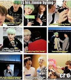 The ONLY BTS MEMBER who can tame Min Yoongi and he cant win over   allkpop Meme Center