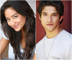 27 Celebs Who Could Be Related Scott And Allison, Tyler Posey, Shay Mitchell, Dads, Celebs, Celebrities, Fathers, Celebrity, Famous People