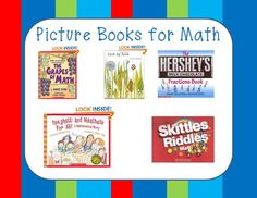 Using Picture Books for Math