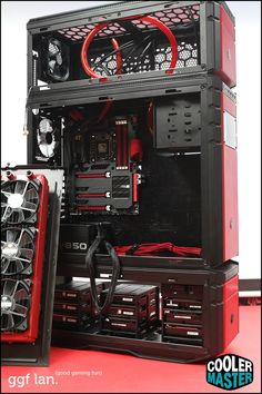 Work Log - Cooler Master HAF Stacker - Monster Build - Overclockers Australia Forums