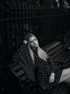 lottie moss kate moss's little sister first ever editorial from Dazed & Confused