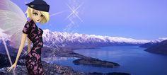 The Air New Zealand Fairy in Queenstown #AirNZFairy #Queenstown #travel #NZ #love