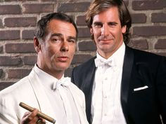 Al and Sam Beckett - Quantum Leap                              …
