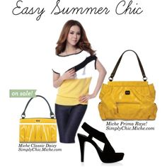 """""""Easy Summer Chic!"""" by miche-kat on Polyvore"""
