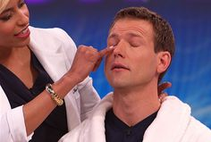 The Doctors prove you don't have to spend a fortune to soothe puffy eyes — just try their DIY Eye Serum!