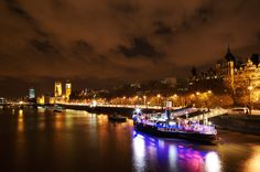 Thames at Night on GlobalGrasshopper.com #london #uk