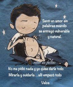 frase de velos para Facebook: velos de faltas-despertares Twitter: @velosdefaltas