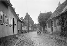 Old Photos of Denmark from 1920s 1930s
