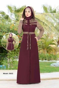Best Formal Dresses, Big Dresses, Vintage Dresses, Dresses With Sleeves, Modest Fashion Hijab, Abaya Fashion, Fashion Dresses, Islamic Fashion, Muslim Fashion