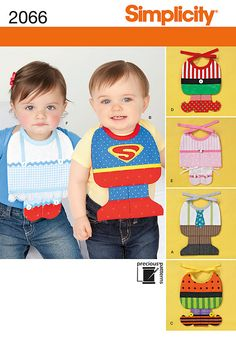 Baby Patterns - Simplicity Pattern Babies Costumes