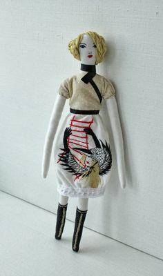 Beautiful doll by Nadya Sheremet