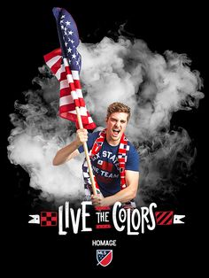 "It's time for the late-season Navy and Red surge that'll set up a deep playoff run. Head to ""The Fort"" with your New England loyalty wrapped around your neck, down your sleeves and up over your ankles in the ultimate fan kit. Glory, glory Revolution! #LiveTheColors"