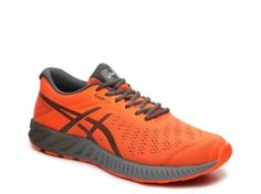 huge selection of cee98 a38bb Men s ASICS FuzeX Lyte Lightweight Running Shoe - - Orange Grey Asics  Running Shoes,