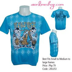 Description:                     ROCK SKULL PRINT COTTON MEN'S REVERSE SHIRT    Price: Php 75.00  Kindly place your orders at www.aionlineshop.com
