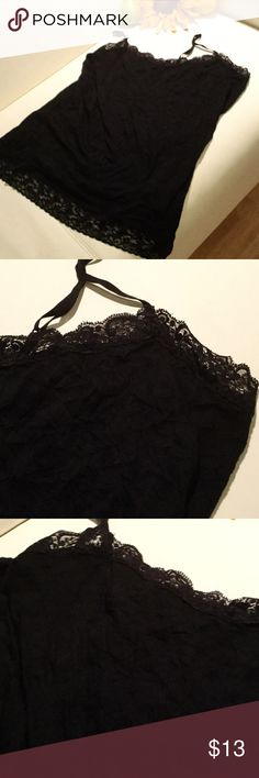 9466cb0d9ab Shop Women s Coldwater Creek Black size Camisoles at a discounted price at  Poshmark.