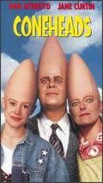 Coneheads - Fantastic cult 90's movie #lovethismovie