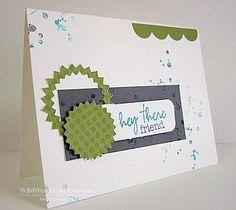 Paper Pumpkin Welcome Kit Alternate Layout #paperpumpkin #papercrafts