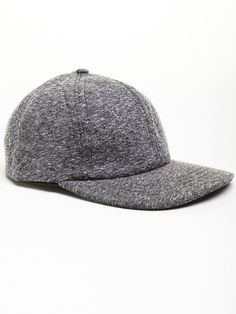 5b9cca35873 Salt and Pepper Hat - American Apparel Panel Hat
