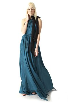 I could stand to dress up if the dress looks like this!