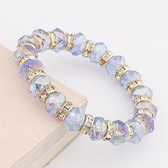 Pulseras de Cristal, beads.us
