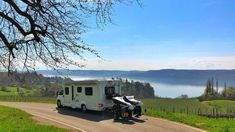 Stunning Rv Living Tips To Make Your Road Trips So Awesome, A family RV vacation literally offers you the capacity to concentrate on all the critical things and not one of the unimportant things. If your trip t. Wild Camp, Camping Spots, European Countries, Rv Living, Campervan, Campsite, Van Life, Vacation Trips, Motorhome