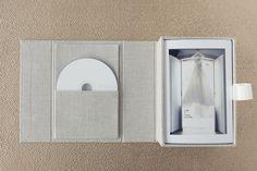 Photo box + CD