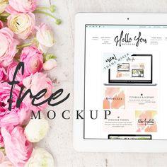 ipad mockup free tablet