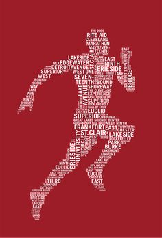Marathon Posters - Oliver Barrett : Design • Art Direction