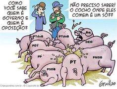 """456 curtidas, 6 comentários - Movimento Endireita Brasil (@endireitabrasil) no Instagram: """"A fonte da corrupção é a mesma, o problema só muda de endereço!! #endireitabrasil"""""""
