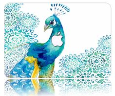ART PRINT / Peacock, bird art, exotic bird, peacock decor, peacock nursery Peacock Art / PRINT / Turquoise and blue by BellaAndBunny on Etsy Watercolor Peacock, Peacock Art, Watercolor Paintings, Peacock Nursery, Peacock Decor, Peacock Painting, Tree Watercolour, Peacock Drawing, Peacock Pattern