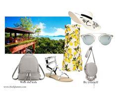 """Destination fashion"" by glamchicq8 on Polyvore featuring Dolce&Gabbana, Rebecca Minkoff, MICHAEL Michael Kors, Christian Dior and Eugenia Kim"