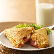 Crescent Pizza Pockets Recipe at Cooking.com